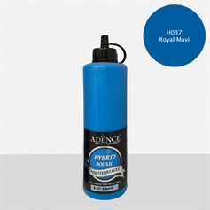 CADENCE HYBRİD H037 ROYAL MAVİ 500 ML